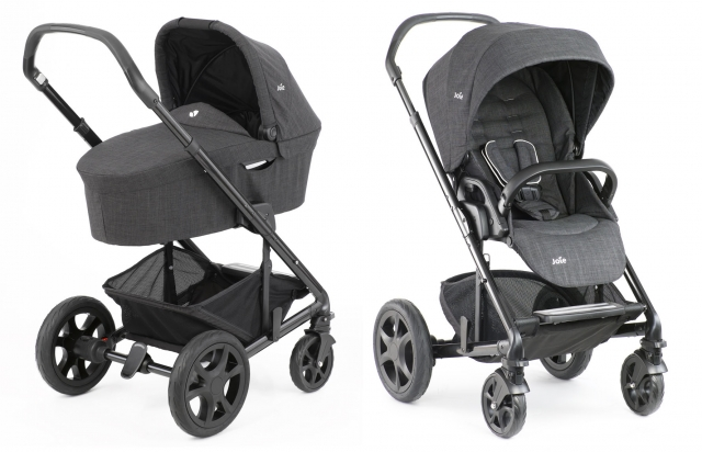Joie Chrome Dlx Strollers Child Carseats Playards Highchairs